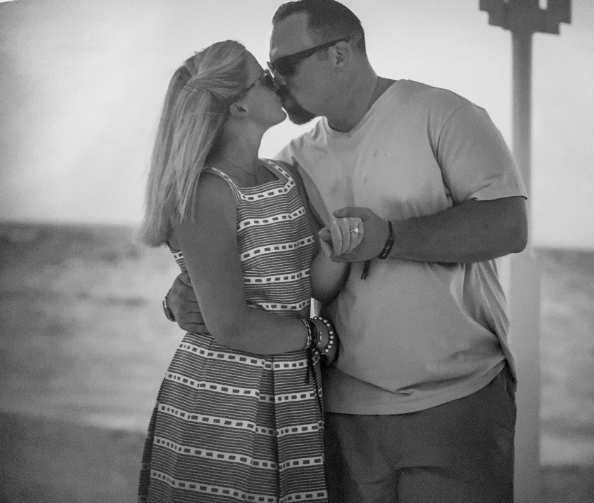 Creative Proposal Idea Turn Your Vacation Photo Shoot Into An Engagement Photo Shoot