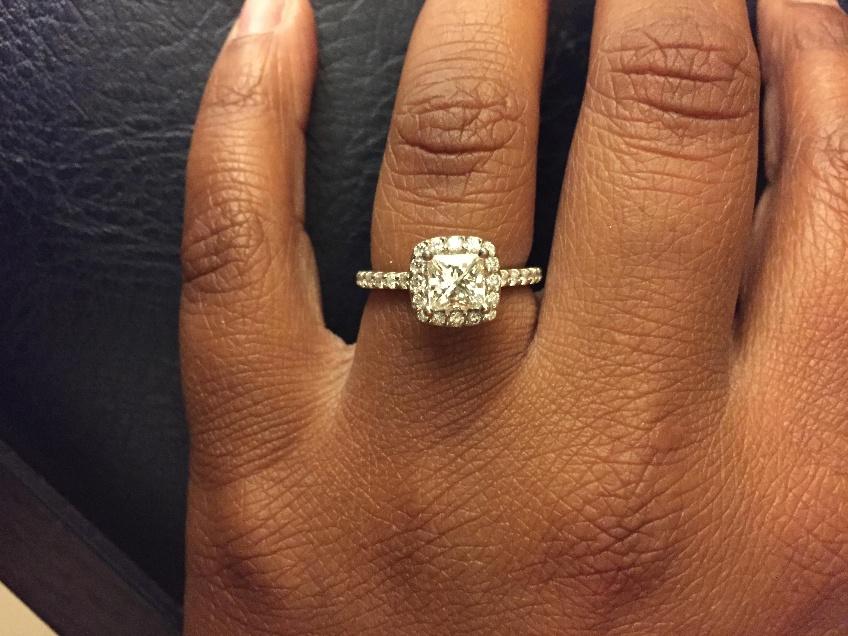Season's Most Popular Diamond Cuts Princess Diamond Cut