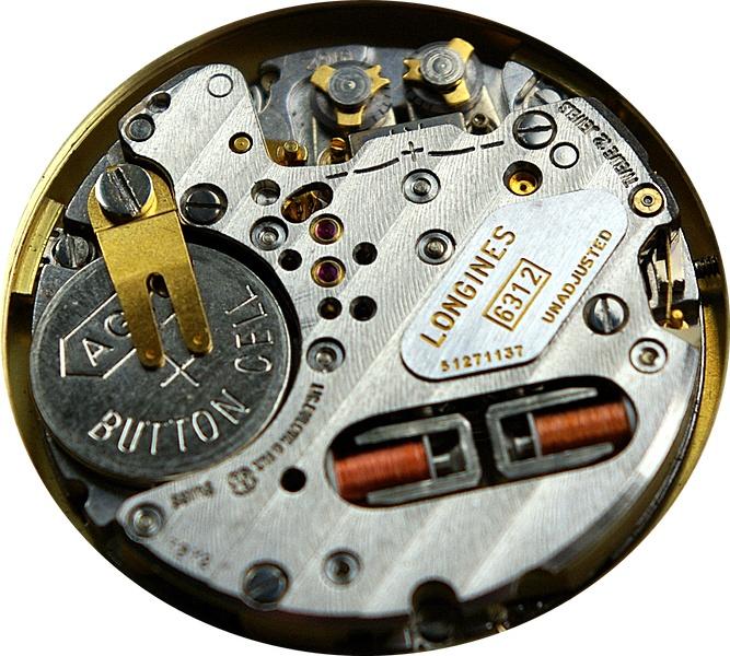 Timepieces Watch Movements Quartz Movement