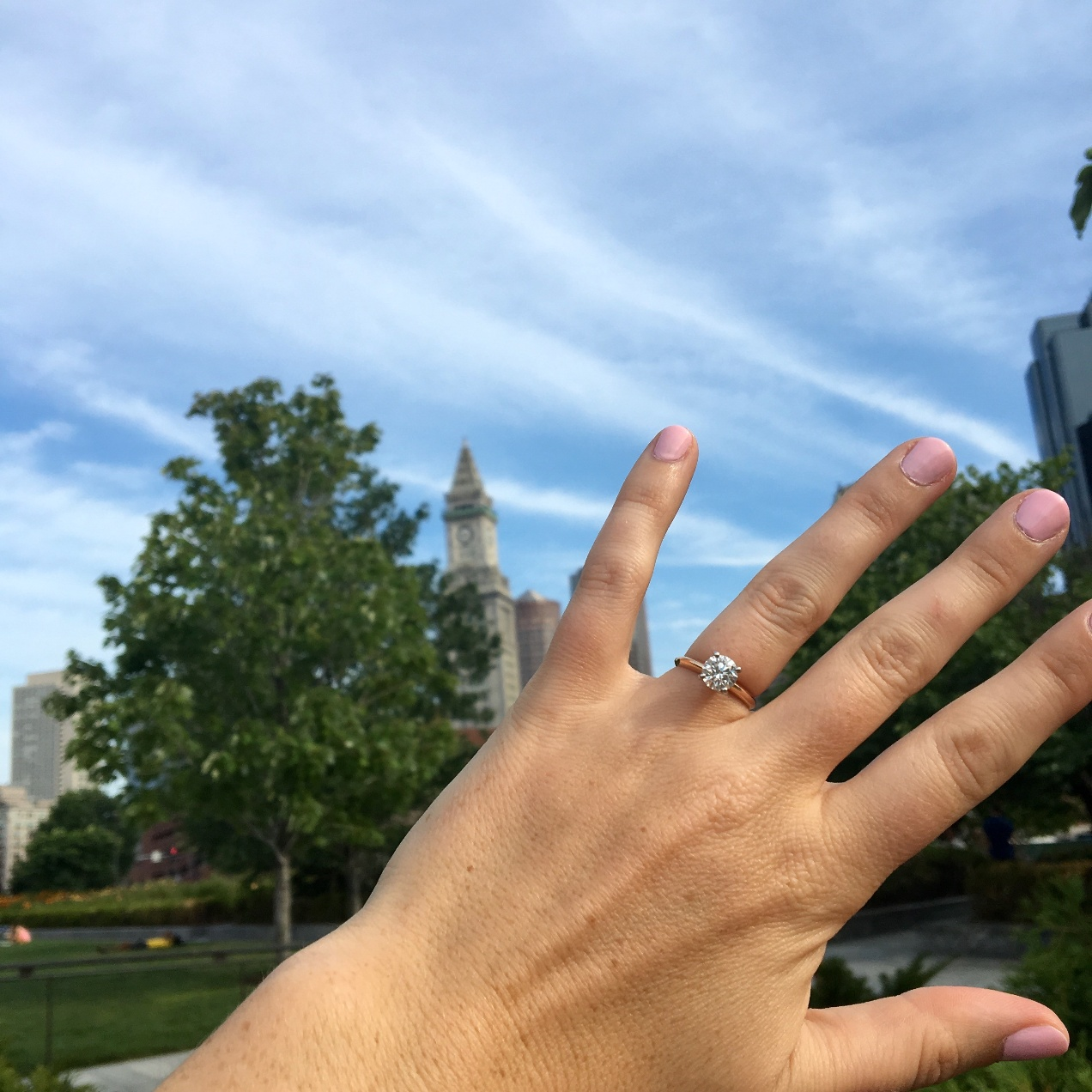 Jessica & Mike Proposal Story