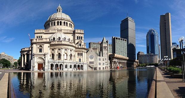 boston reflecting pool proposal