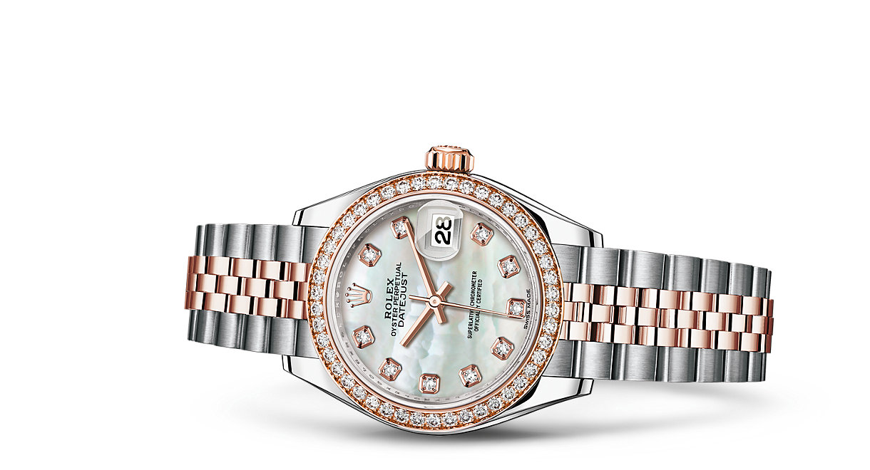 Ladies Datejust 28