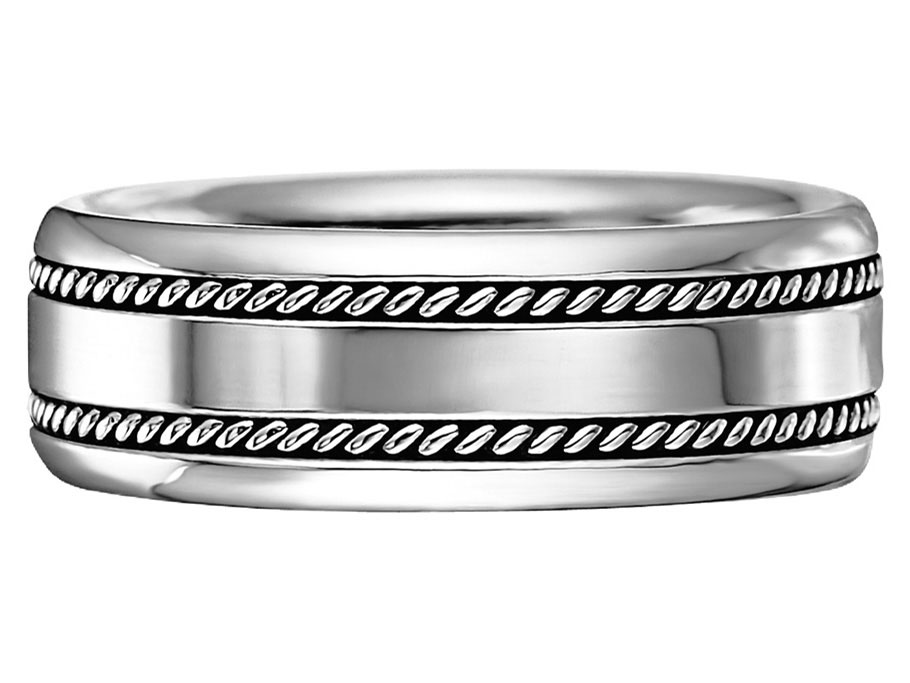mangagement rings mens wedding rings Scott Kay