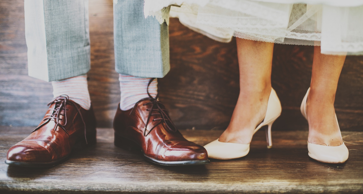 Shoe Shot - Trends For Wedding Tuxes - Long's Jewelers and Milton's Store For Men