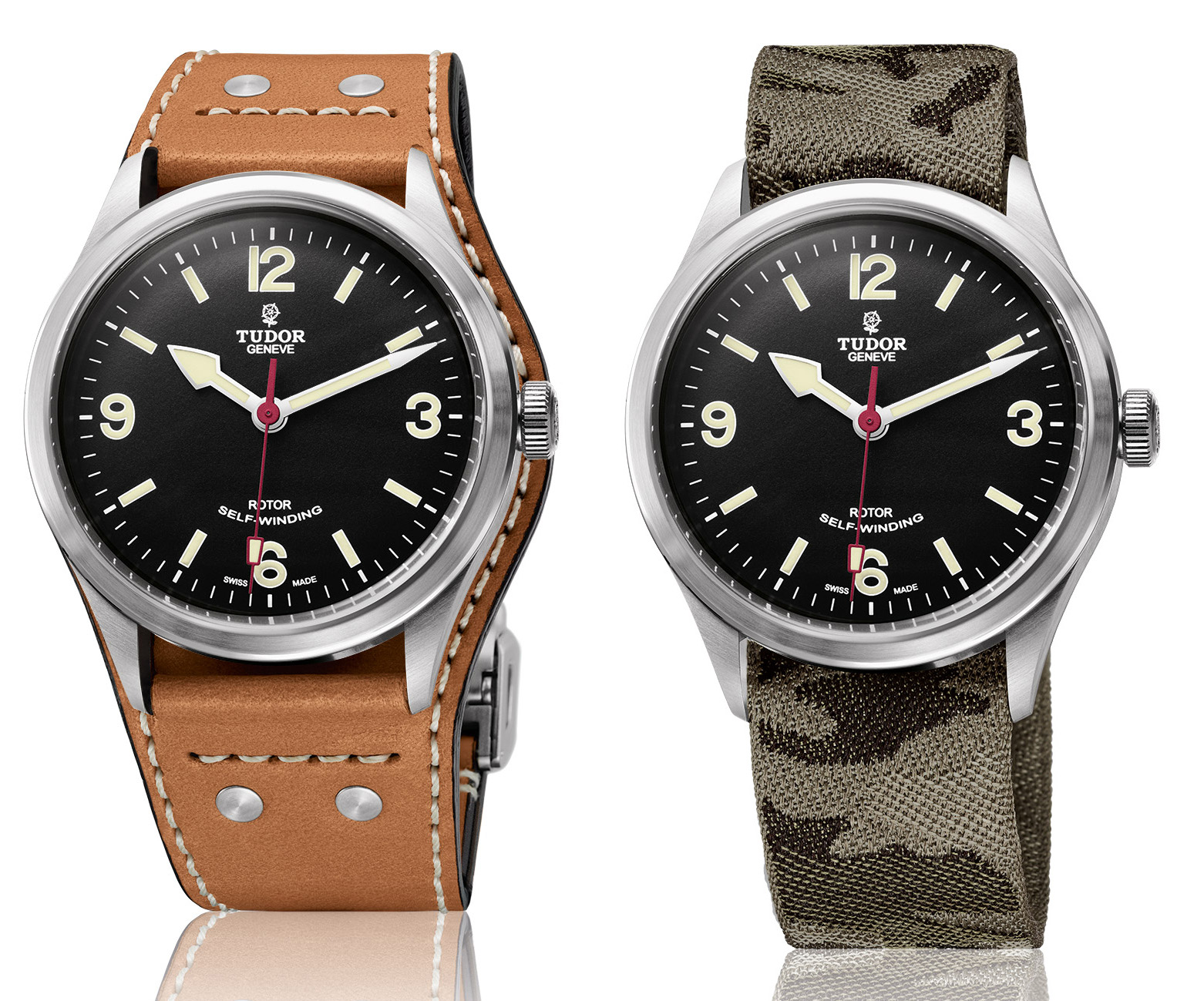 Outdoor watches Tudor Heritage Ranger