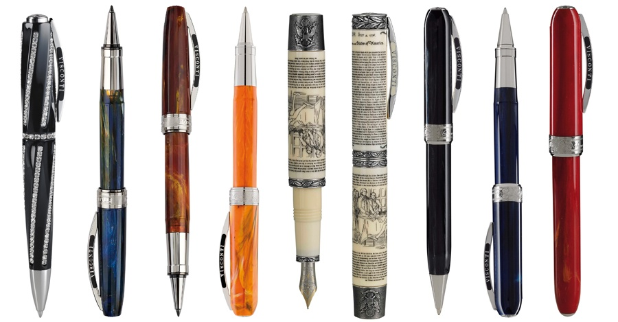 Unique Favorite Father's Day Gifts He'll Wear Forever - Visconti Pens