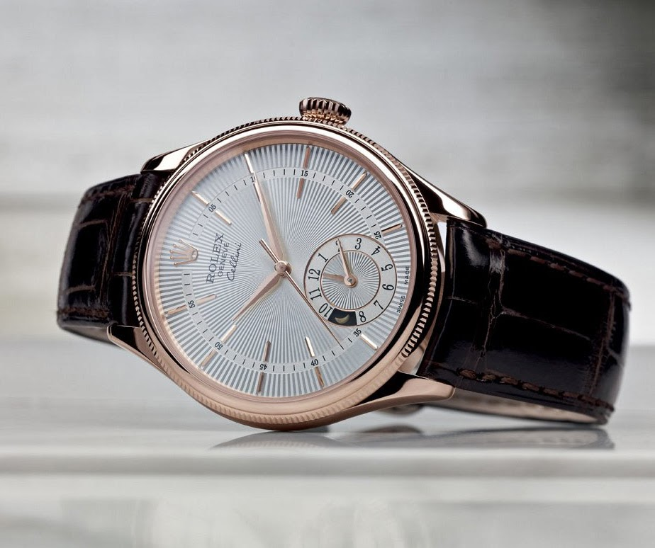 Cellini Dual Time by Rolex