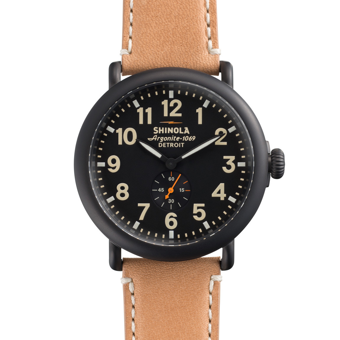Big Face Watches For Men Shinola Runwell