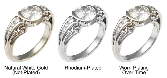 Plated_white_gold_versus_unplated_white_gold_rings